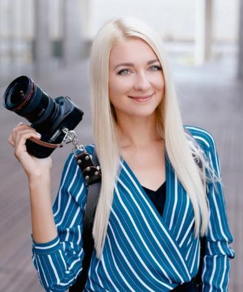 Yana Vydavska