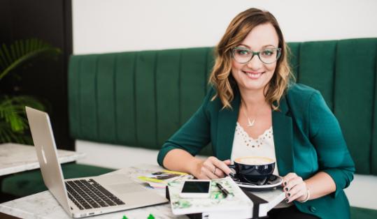 Business & Life: Żaneta Kajs – Zasługujesz na to, by czuć się wyjątkowa