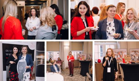 Czerwona Szpilka w Mieście – drugie spotkanie przedsiębiorczych kobiet w tym roku za nami!