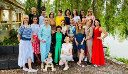 Wakacyjna integracja kobiet w czerwonych szpilkach – tęskniłyśmy!!
